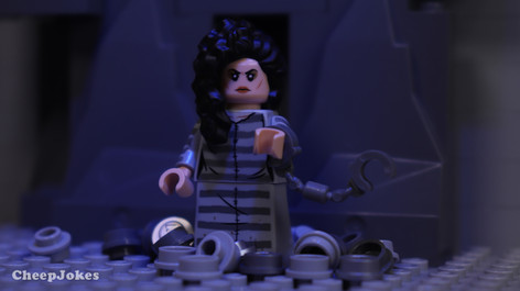 Bellatrix Lestrange - LEGO CMF Harry Potter Series 2