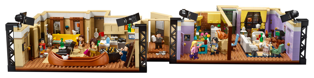 LEGO 10292 - Friends - New Release Friends TV Show Apartment