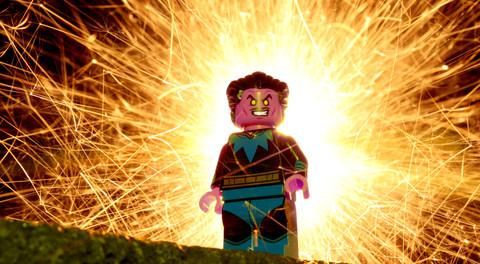 Sinestro - LEGO 71026 DC Super Heroes