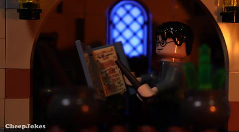 Harry Potter - LEGO CMF Harry Potter Series 2