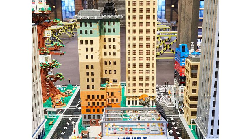 LEGO Masters Australia – Season 1 - Episode 1