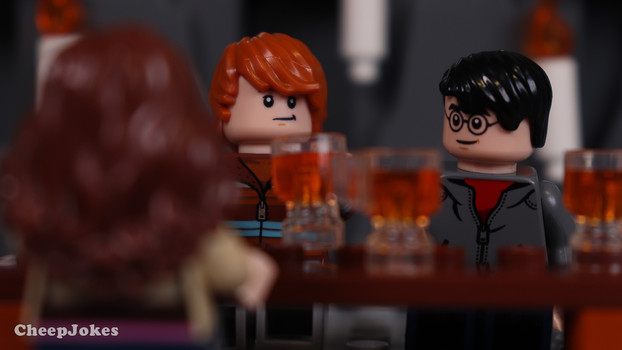 Ron Weasley - LEGO CMF Harry Potter Series 2