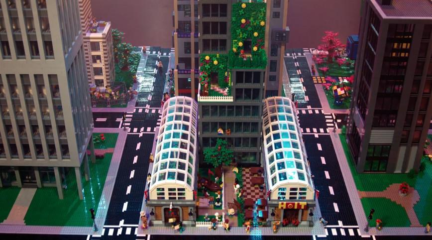 LEGO Masters Sweden – Season 1 – Episode 1 – Mega Cities
