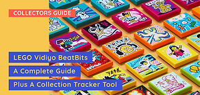 A Complete Guide To LEGO Vidiyo BeatBits Wave 2 - Plus Updated Tracker Tool!
