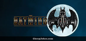 Breaking News: LEGO 76161 - 1989 Batwing First Look!