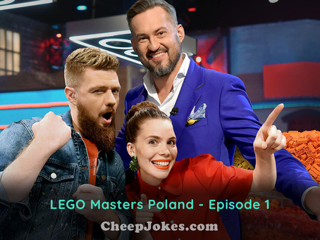 LEGO Masters Poland - Episode 1 Full Recap + Meet The Teams!