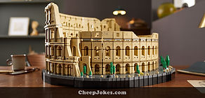 New Release: Easy Ways To Display The LEGO Roman Colosseum - 10276