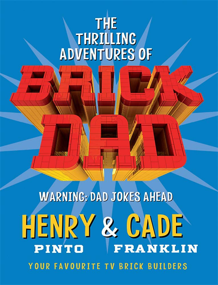 LEGO Masters Australia champions Henry Pinto and Cade Franklin create the perfect gift for the many thousands of LEGO-loving 'brick dads' around Australia. Chuckle along with Henry and Cade's all-too-familiar dad scenarios - and dad jokes!