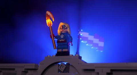 StarGirl - LEGO 71026 DC Super Heroes