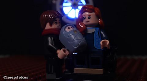 James Potter - LEGO CMF Harry Potter Series 2