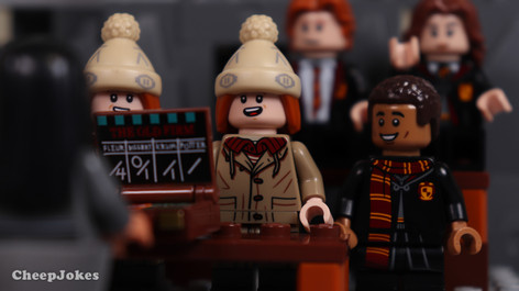 Fred Weasley - LEGO CMF Harry Potter Series 2