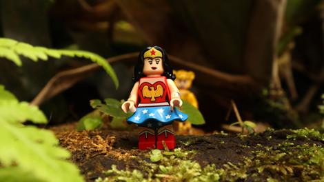 Wonder Woman - LEGO 71026 DC Super Heroes