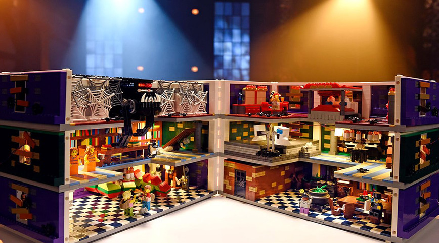 LEGO Masters Australia – Season 1 - Episode 4 – Break & Make / Apartment Challenge Gallery