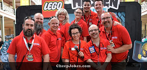 The Challenges And Rewards Of Running A LEGO Convention
