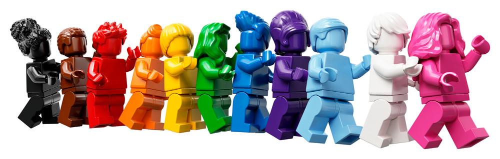 LEGO 40516 - LGBTQIA+