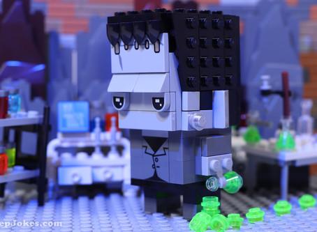 Review: LEGO 40422 Brickheadz #111 (not) Frankenstein