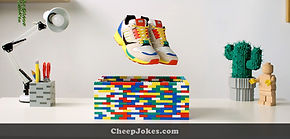 What LEGO Sets You Could Buy Instead Of Getting The Adidas ZX8000