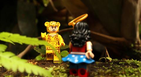 Cheetah - LEGO 71026 DC Super Heroes
