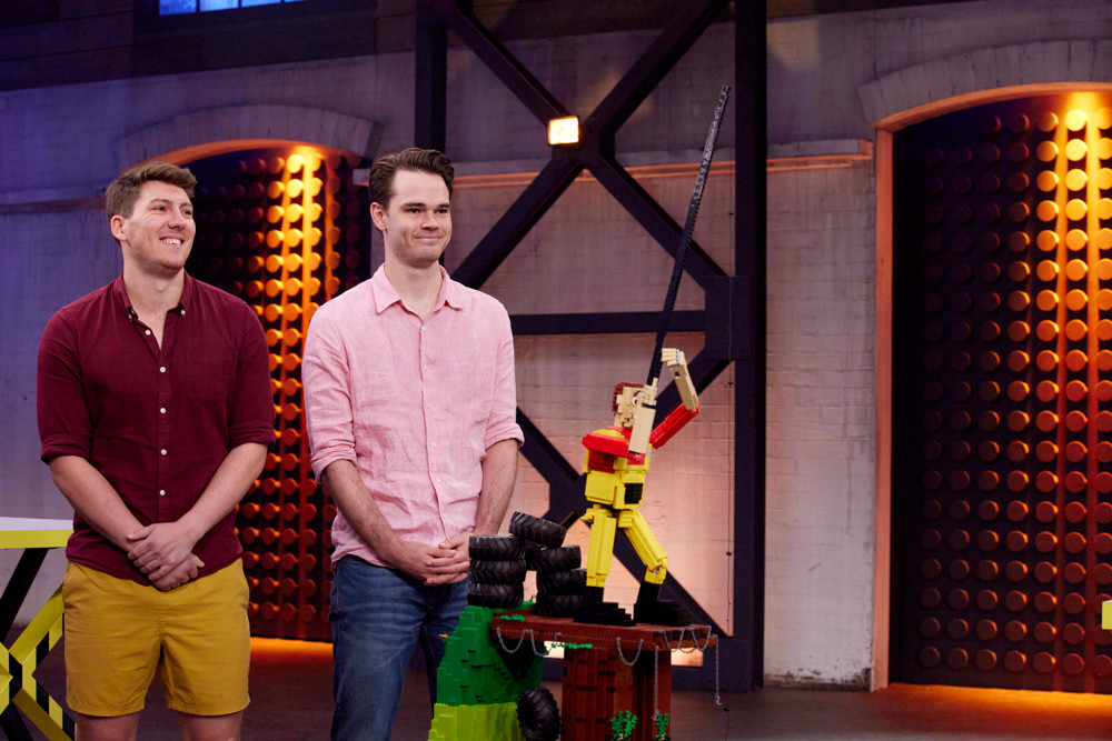 LEGO Masters Australia Season3 - Go Big Or Go Home