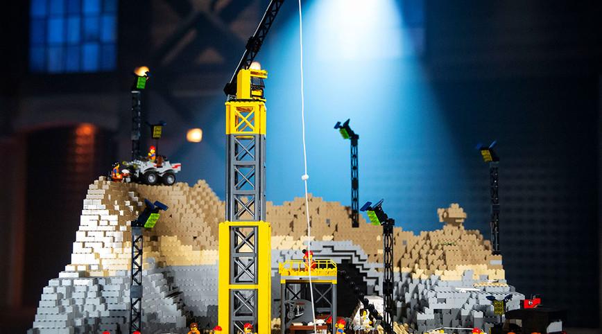 LEGO Masters Australia – Season 2 - Episode 7 – Above and Below Challenge