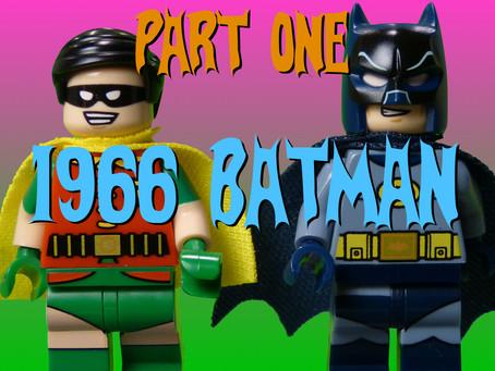 Video: 1966 LEGO Batman Stop Motion