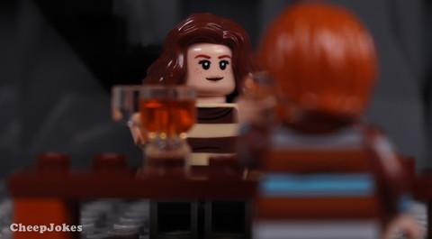 Hermione Granger - LEGO CMF Harry Potter Series 2