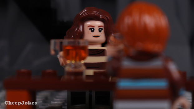 Hermione Granger - LEGO CMF Harry Potter Series 2