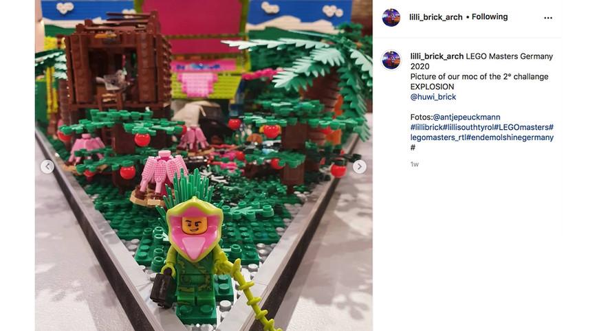 LEGO Masters Germany – Season 1 - Episode 2 – Hero Shot Challenge