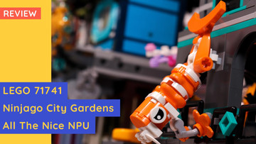 LEGO 71741 - The Nice Part Usage Of Ninjago® City Gardens