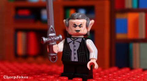 Griphook - LEGO CMF Harry Potter Series 2