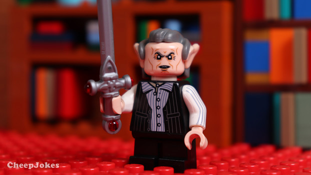 Griphook - LEGO CMF Harry Potter Series 2