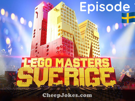 LEGO Masters Sweden - Episode 1 Full Recap
