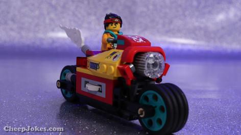 LEGO Monkie Kid 2021 Theme
