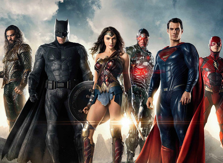The REBIRTH Of Zach Snyder's Justice League