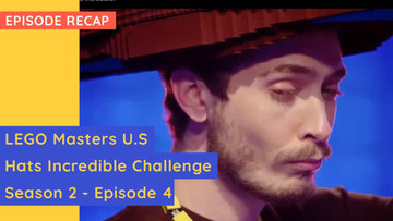 LEGO Masters USA - Fashion Challenge - S02E04 Recap