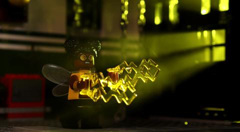 Bumblebee - LEGO 71026 DC Super Heroes
