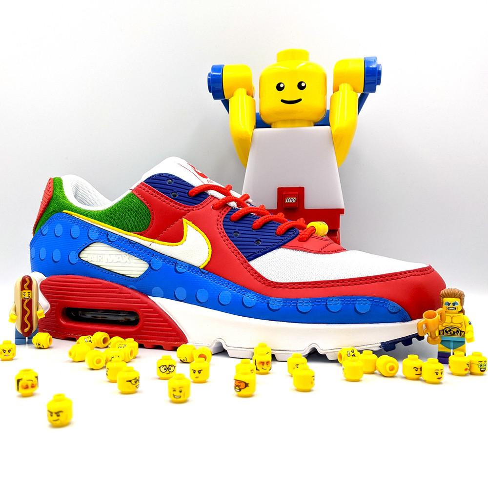 LEGO Masters Australia Season 3 – Brickman's Custom Nike By Sekure D