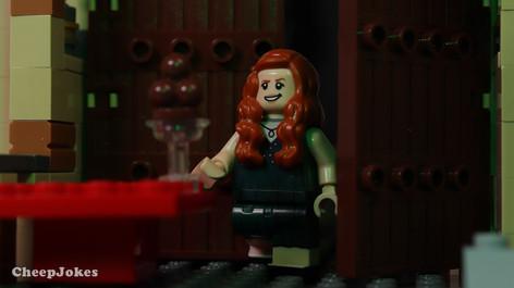 Ginny Weasley - LEGO CMF Harry Potter Series 2