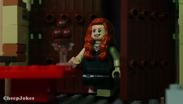 Ginny Weasley - LEGO CMF Harry Potter Series 2