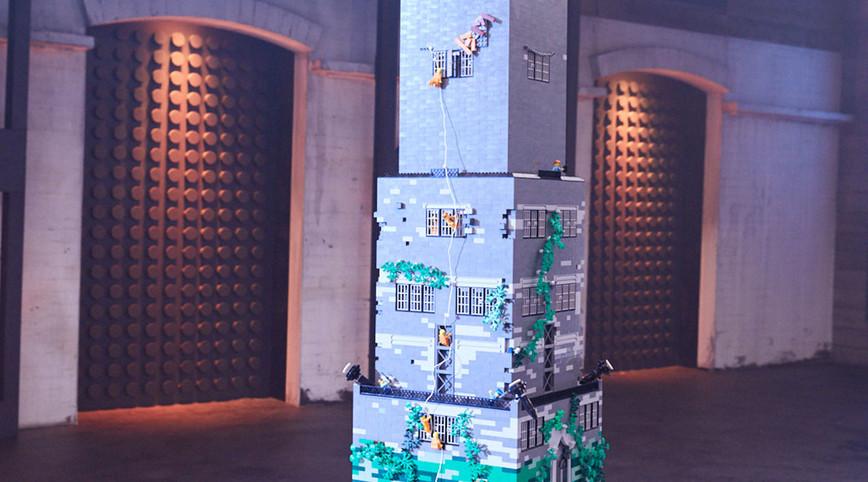 LEGO Masters Australia – Season 2 - Episode 5 – Make and Shake Challenge