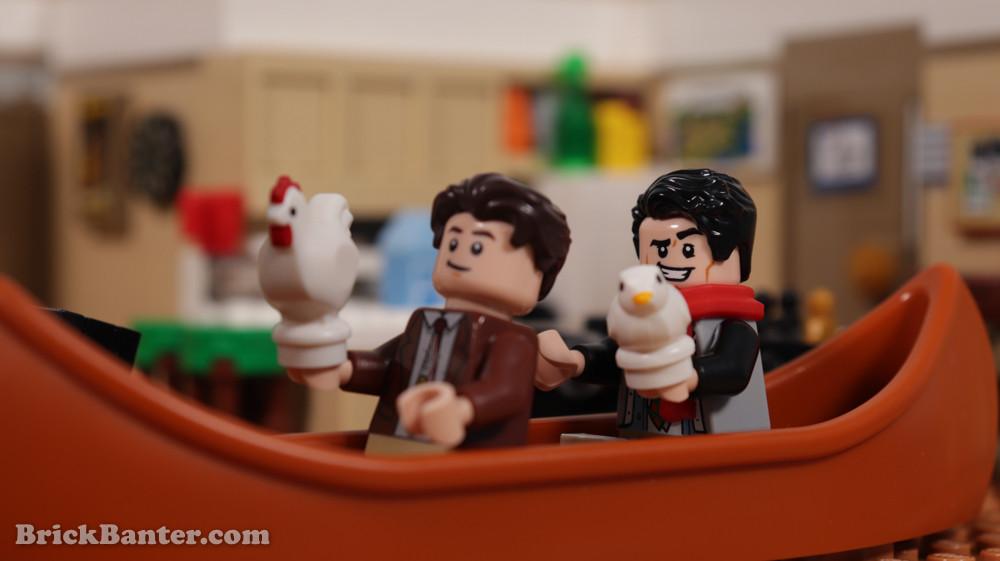 LEGO 10292 - Friends Apartment