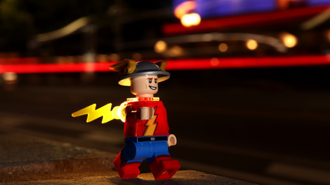 The Flash - LEGO 71026 DC Super Heroes