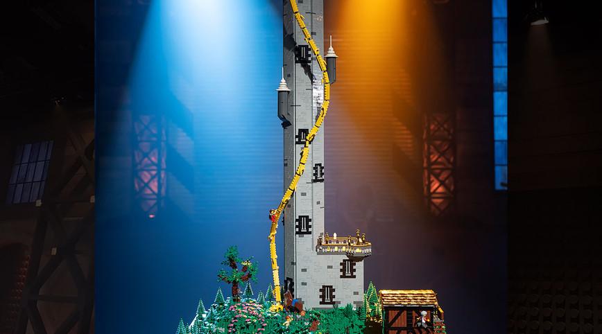 LEGO Masters Australia – Season 2 - Episode 3 – Fairy Tale Challenge