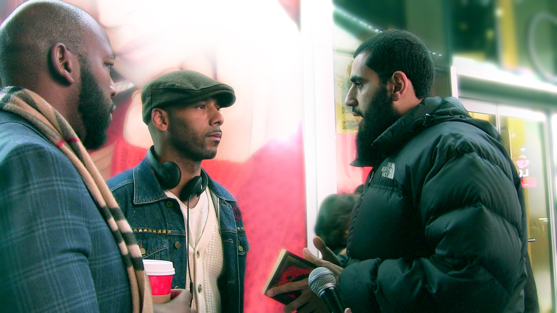Dawah at Times Square