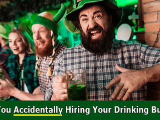 Are You Accidentally Hiring Your Drinking Buddy? [Article]