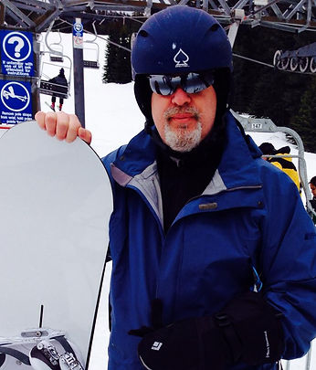 Shane Dehod taking up Snowboarding