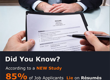 Do You Know, What Is Going On With Resumes Today? New Study Shows Startling Facts