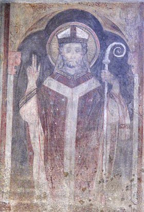 Saint EUSTORGE Ier