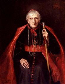 Saint JOHN HENRY NEWMAN