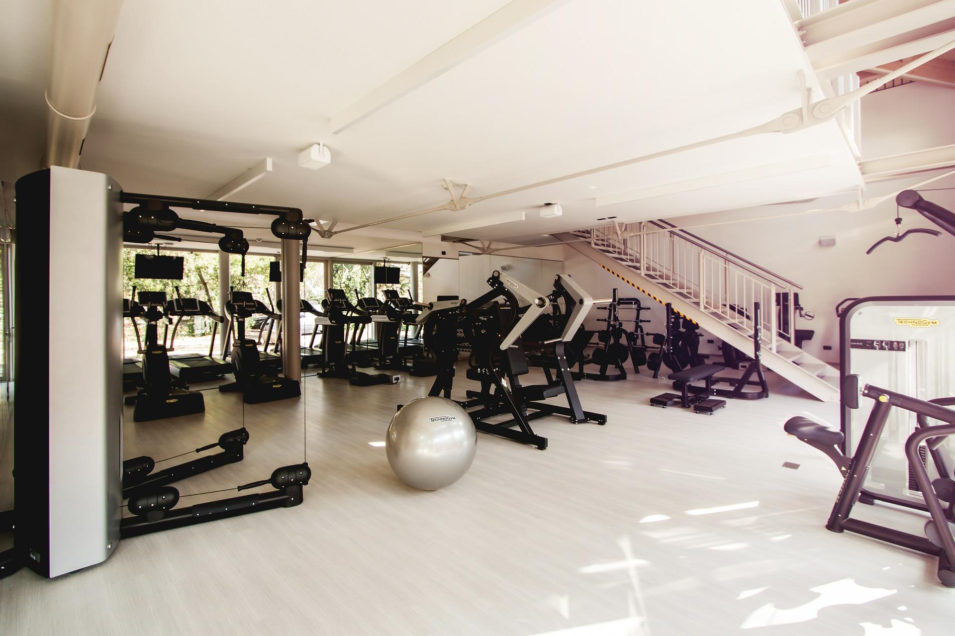 Fitness Centers_3dmellon